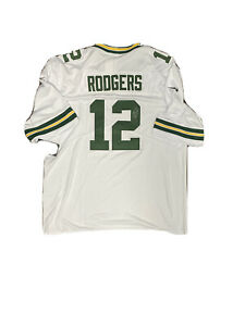 Aaron Rodgers Green Bay Packers White  ** Read Description **