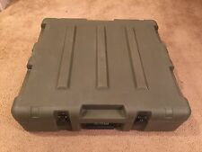 MILITARY TRANSIT STORM CASE FOR LAPTOP - CAMERA - ELECTRONICS - WATERPROOF