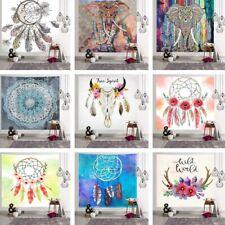 Gran Tapiz Colgante De Pared Mandala Indio Hippie Colcha Cobertor Bohemio Cubierta