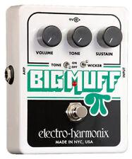Pedali Electro-Harmonix per distorsioni e overdrive di chitarre