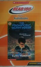 Scholastic Read 180 Stage A Audiobook:THE MAGNIFICENT MUMMY MAKER-WOODRUFF