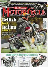 CLASSIC MOTORCYCLE-August 2021 *Post included to Europe/USA