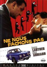 Ne nous fâchons pas (Lino Ventura, Mireille Darc, Jean Lefebvre) - DVD