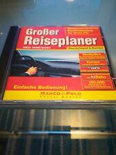 Grober Reiseplaner CD- ROM für Windows 3.1/95 |
