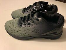 Kids Boys Reebok Running Training Sneaker Black Shoes Us 12 / Eu 30 Youth New
