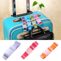 Travel Add-A-Bag Luggage Strap Jacket Gripper Straps Baggage Suitcase Buckle