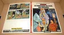 BD EO 1984 Compagnons Crépuscule Sortilège Bois des Brumes Bourgeon Casterman