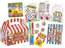 Pre riempiti CIRCO Festa Di Carnevale-Big Top Magic parti attività sacchetti regalo