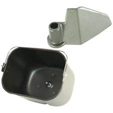 Breadmaker Baking Pan Bucket & Paddle MORPHY RICHARDS 48280 48320 48280001