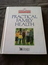 Practical Family Health (1989, HC) AMA Home Medical Library Readers Digest