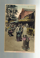 Mint  RPPC Canton China Criminals about to be Decapitated Postcard