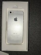 DISPLAY NOT WORKING - Apple iPhone 5s - 32GB - Silver (Sprint) Free shipping!!!
