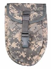 NEW in Bag E Tool Pouch Entrenching Carrier Tri fold  Shovel Case Army ACU MOLLE
