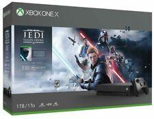 NEW Xbox One X 1TB Console Star Wars Jedi: Fallen Order Deluxe Edition Bundle