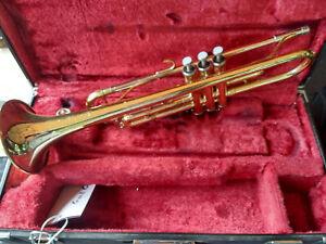Yamaha 4320E intermediate  trumpet