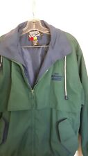BELL HELICOPTER..TEXTRON Windbreaker/jacket...SIZE M...Nice!..FAST SHIPPING!!