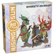2108715-asmodee- Rising Sun Dynasty Invasion espansione Gioco da tavolo con SPLE