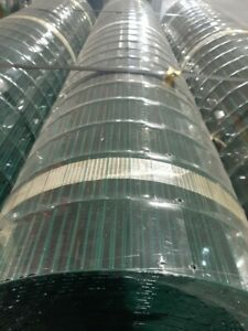"PVC Coated Welded Wire Mesh 6' (72"") x 3"" x 1"" x 10/12g x 25m - PVCSF7231L25/B"