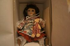 Marie Osmond Doll - I Love You Beary Much Tiny Tot