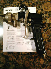 Binks- Model 7 Paint spray gun