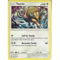 164/236 Tauros | Uncommon Card | Pokemon Trading Card Game SM11 Unified Minds