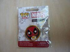 Funko Pop! Pins Marvel Deadpool, lapel pin adult collectible