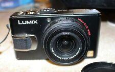 Panasonic LUMIX DMC-LX2 10.2MP Digital Camera - Black
