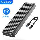 ORICO M.2 NGFF SATA to USB 3.1 Type C External SSD Enclosure Case w/ UASP