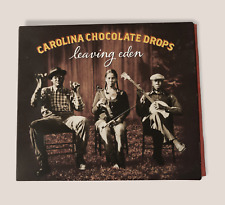 LEAVING EDEN Carolina Chocolate Drops CD Produced By Buddy Miller Nonesuch label