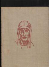 ERSTAUSGABE: Gerhart Hauptmann: Des grossen Kampffliegers, Landfahrers...1928