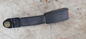 90-96 Infiniti Q45 Passenger Right Front Seat Belt Receiver Black Buckle Latch