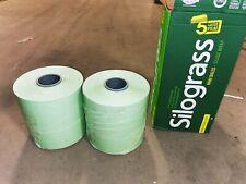 Bale Wrap 250mm mini wrap 1800m x 25 micron - Haylage Silage Mini Wrapper