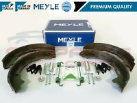 FOR CHRYSLER 300C 300 C CRD REAR HANDBRAKE SHOES PARKING SHOE FITTING KIT MEYLE