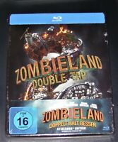 Zombieland Double Tient Mieux Limitée steelbook Édition blu ray Neuf & Ovp