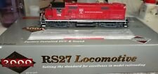 Ho scale Proto 2000 Rs-27 Diesel Locomotive with Dcc sound