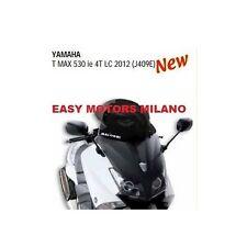 4515359 CUPOLINO SPOILER FUME' MALOSSI SPORT SCREEN YAMAHA TMAX T MAX 530 2012>