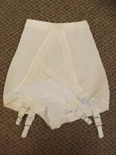 Glam Penneys Adonna Vtg 1960s NEW NOS Rubber Firm Shaper Garters Panties L 29/30
