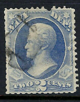 Used US  #O36 ~ 1873 CBN Co  '2c NAVY DEPARTMENT' Official ~Ships Free!
