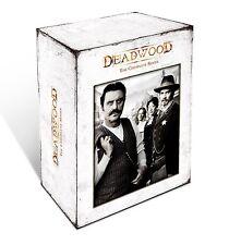 Deadwood: Complete HBO TV Series Seasons 1 2 3 DVD Boxed Set NEW!