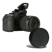 Rear LENS CAP Cover Plastic Black Case For Pentax M42 Screw Takumar K7A7