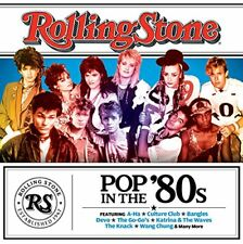 Rolling Stone - Pop In the '80s ( Audio CD ) 01/01/13 NEW