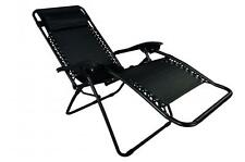 Zero Gravity Lounge Chair Recliner Outdoor Yard Beach Patio Garden Folding Chair