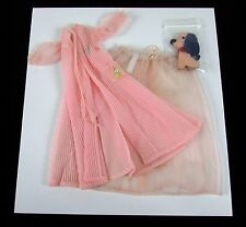 """Vintage INCOMPLETE Mattel 1959-64 Barbie """" NIGHTY NEGLIGEE #965 """" Outfit"""