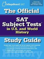 The Official SAT Subject Tests in U.S. & World History Study Guide (Official Sa