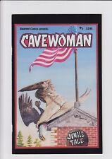 Cavewoman 5 Jungle Tale Budd Root Basement Comic Sexy Dinosaurs 1st Print 9.0 NM
