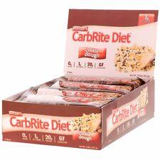 Universal Nutrition, Doctor's CarbRite Diet Bars, Cookie Dough, 12 Bars, 2 oz (5