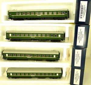 Heris 80122 1-4 Russischer Soldatenzug 4tlg Brest-Dresden TT 1:120 OVP HQ1 µ *