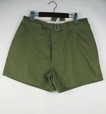 WWII German Afrika Corps D.A.K Olive-brown Shorts L (36)