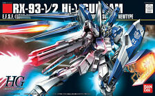 HGUC 1/144 RX-93-ν2 Hi-Nu Gundam Char's Counterattack Plastic Model Kit Bandai