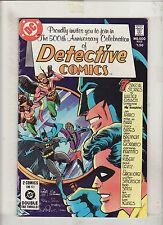 DETECTIVE COMICS #500 F/VF